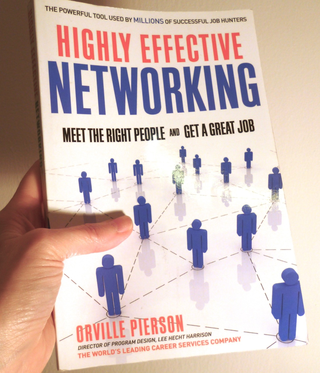 networking is not bothering your friends